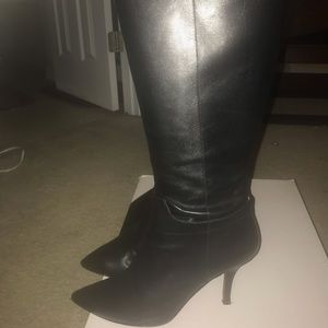 Ninewest Getta Wide Calf Boots